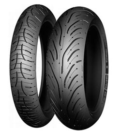 Pneus moto Michelin Pilot Road 4