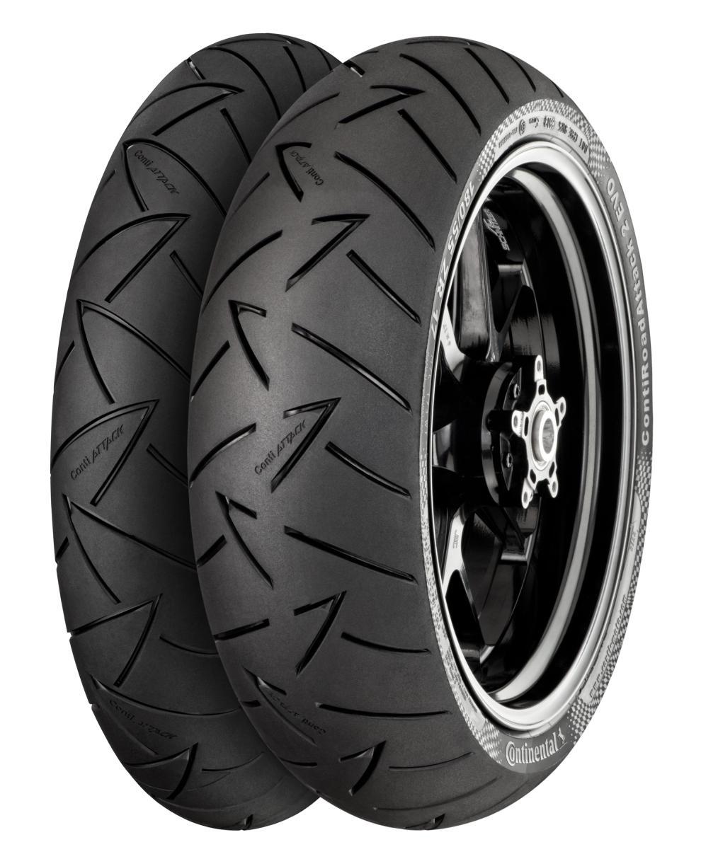 pneu continental road attack 2 evo pneus moto. Black Bedroom Furniture Sets. Home Design Ideas