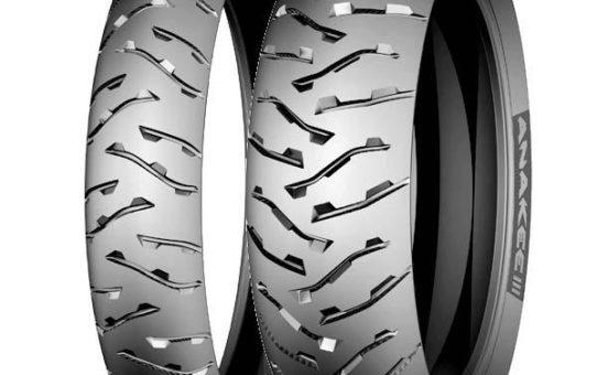 Pneu moto Michelin Anakee III 3