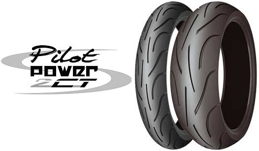 MICHELIN Pilot Power 2CT - Pneus moto