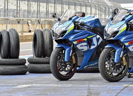 Test de pneus sport 2015