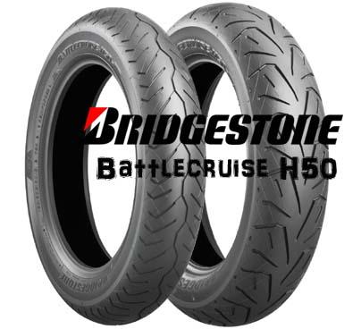 Nouveauté 2017: Bridgestone Battlecruise H50