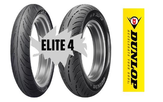 elite 4 - Dunlop