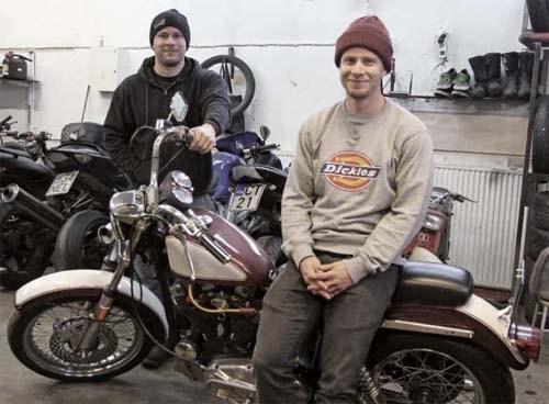 Comment commander pneus moto