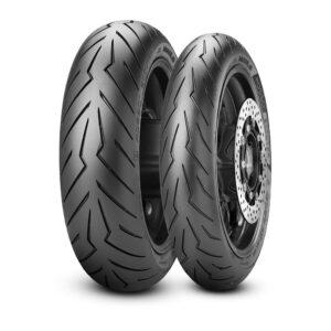 Diablo Rosso scooter pneus
