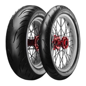 cobra chrome pneus
